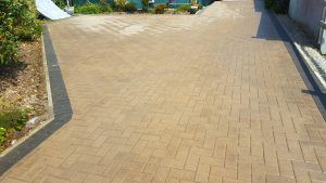 Block Paved Driveway Cleaning