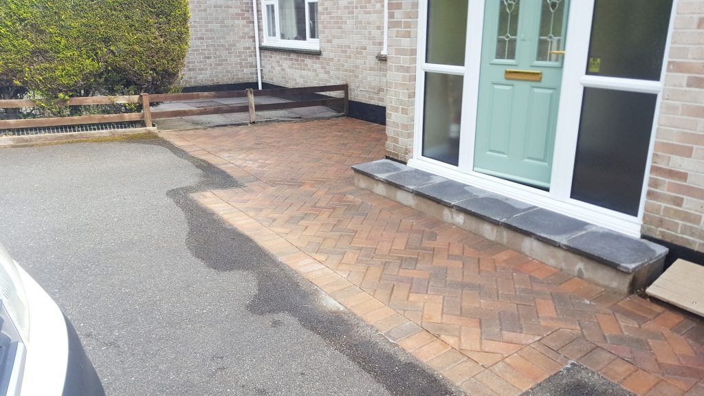 Block Paving Clean and Fresh The Magic of Soft Wash